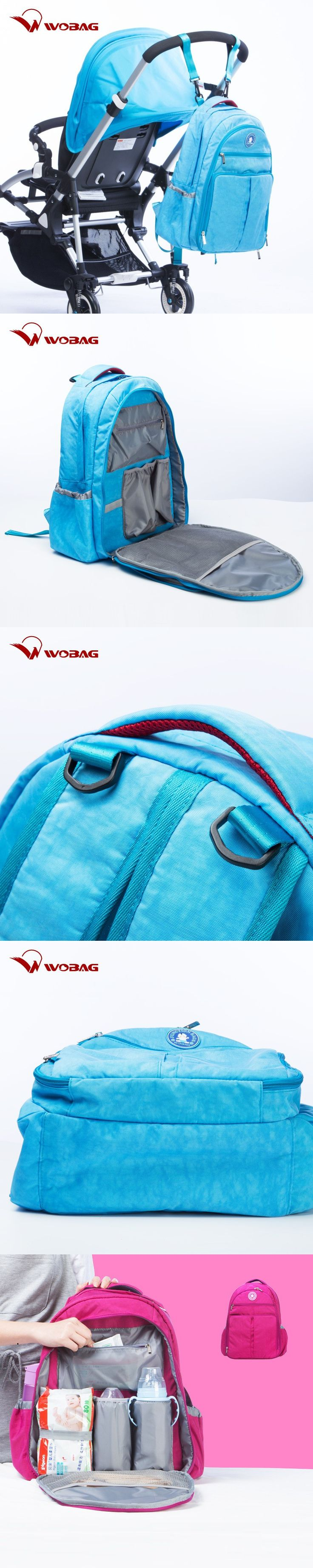 2017 New Large capacity multifunctional mummy backpack nappy bag baby diaper bags mommy maternity bag babies care product $34.89
