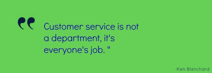 Tag customer service quotes Archives Customer service