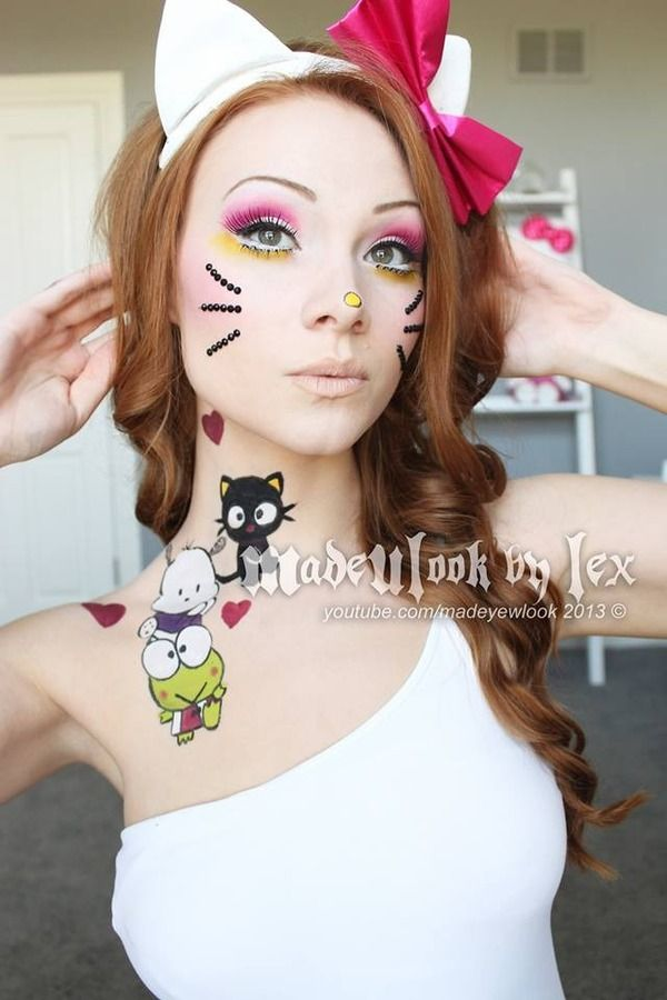 Hello Kitty ❥ Mz. Manerz: Being well dressed is a beautiful form of confidence, happiness  politeness