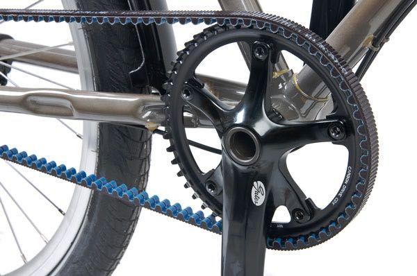 Traffic Urban Beltbike - Řemen a převodník Gates Carbon Drive