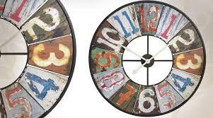 M s de 25 ideas incre bles sobre horloge murale design en for Grosse horloge murale design