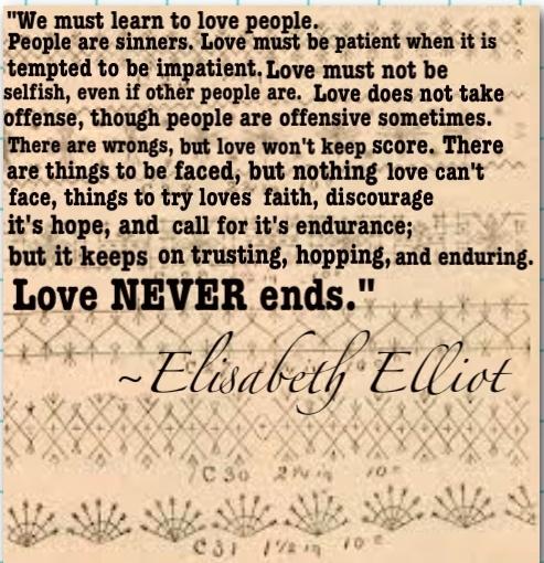 Elisabeth Elliot Quotes On Love: 24 Best Images About Elisabeth Elliot On Pinterest