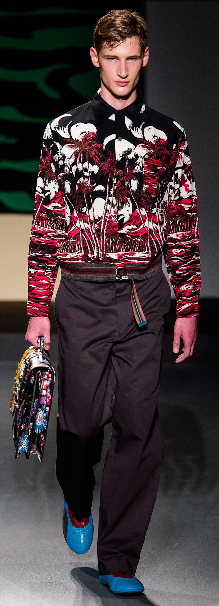 Prada - Spring 2014  - Mode prêt à porter - Haute couture - Prada