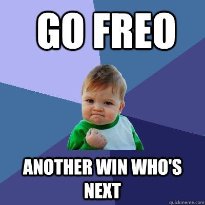 WE'RE A HAPPY TEAM AT HAW---------- OOPS WRONG SONG. FREO WAY TO GO WE ARE THE FREO DOCKERS !!!
