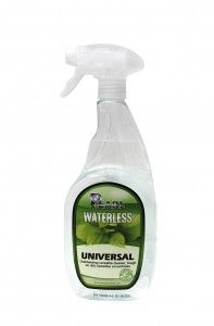 Universal All Purpose Cleaner - Cleans everything without hurting the environment.