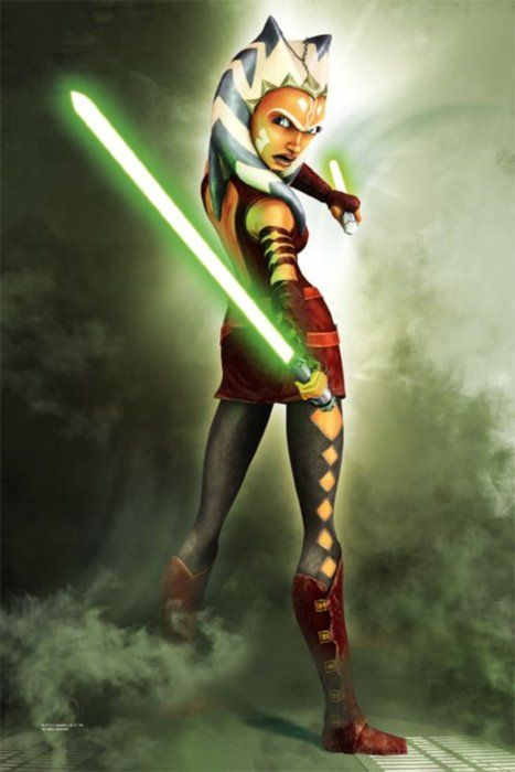 star wars asoka tano nude