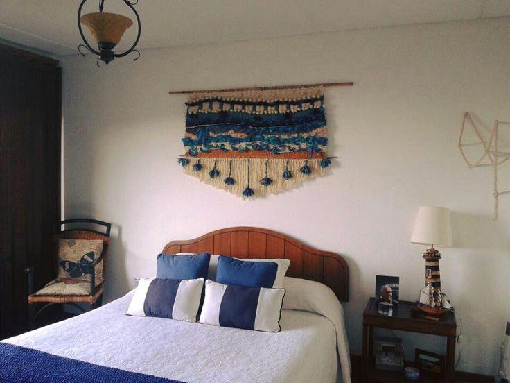 Cosy guest room.