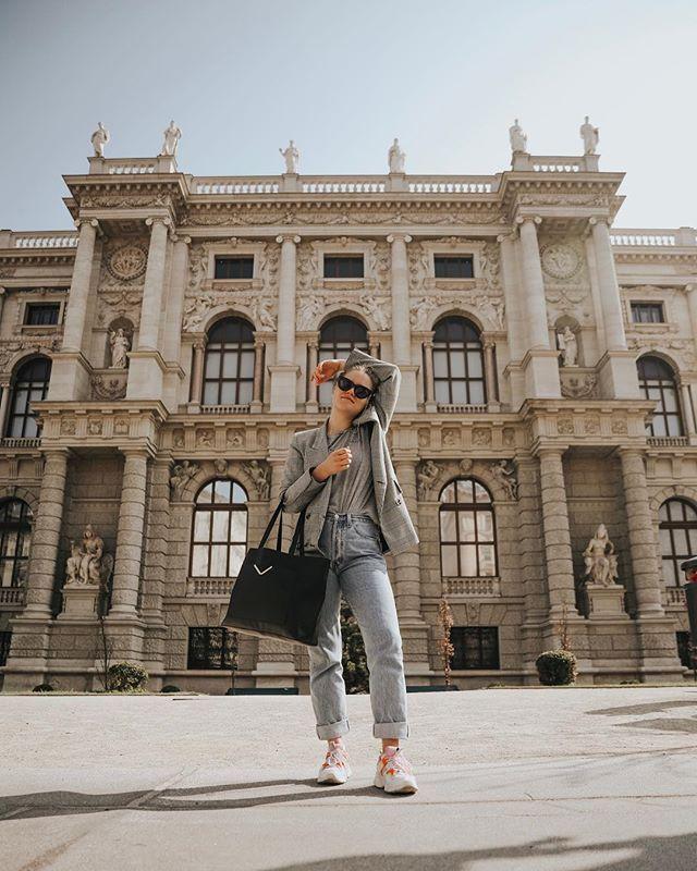 Wochenenden In Wien Sind Mir Das Allerliebste Fashion Ootd