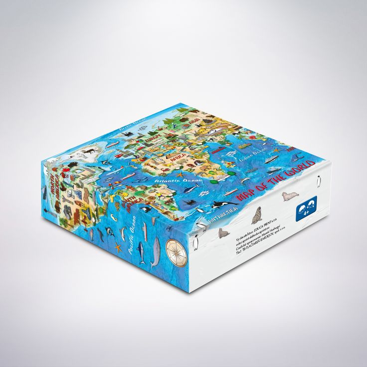 krabička na puzzle