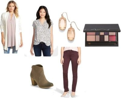 What to buy at the Nordstrom Anniversary Sale AND how to wear it!  Love that the outfits are put together for me.