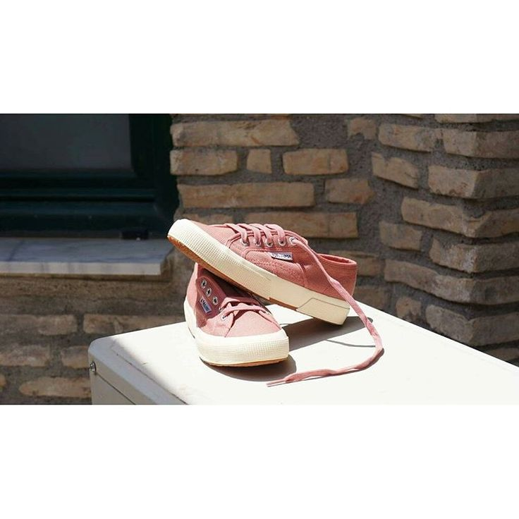 Dusty Rose is the choice for all year long! #superga #supergagreece #dustyrose @cotu #cotuclassic