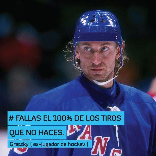 Fallas el 100% de los tiros que no haces http://www.altorendimiento.com/cursos/curso-preparacion-fisica-hockey-patines