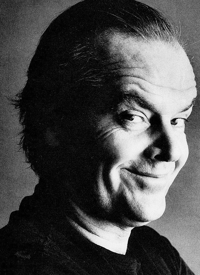 Jack Nicholson, as good as it gets