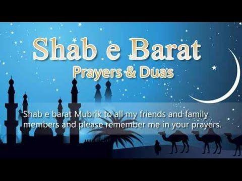 https://www.youtube.com/watch?v=Xc_C5SFmkIM Shab E Baraat Ko Kitne Roze Rakhne Chahiye Aur Inki Fazilat Kya Hai by Hafidh Mufti Syed Ziauddin Naqshbandi. Dear Friends Watch More Informative Videos about Shab e Barat. Kindly Visit below: https://www.youtube.com/playlist?list=PLJ-jibU0bGFZEyXyDLdVvPrhamLt2vCJt