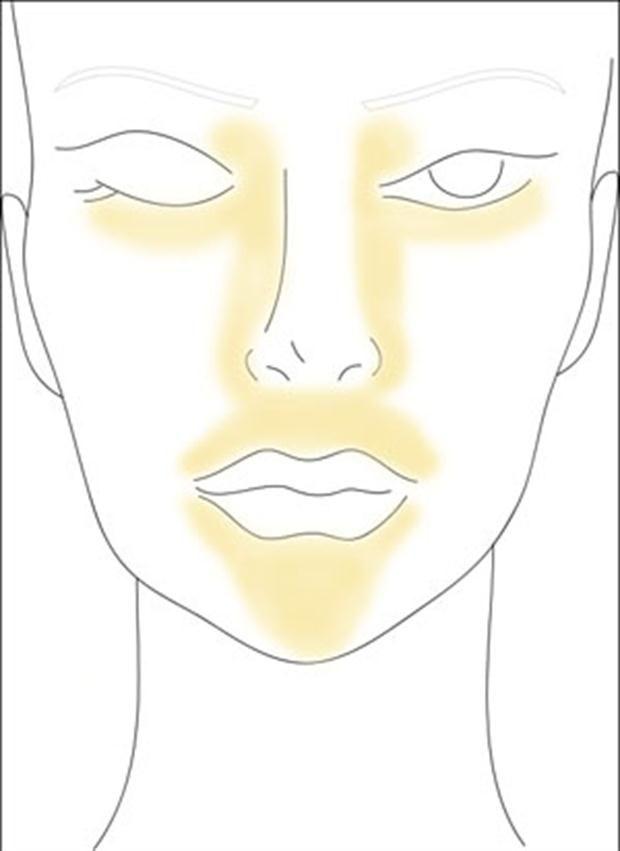 La solución para tus ojeras ( y ganate un curso de automaquillaje)