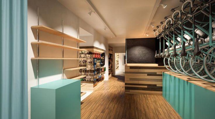 Bianchi, Stockholm | Horisont Arkitekter