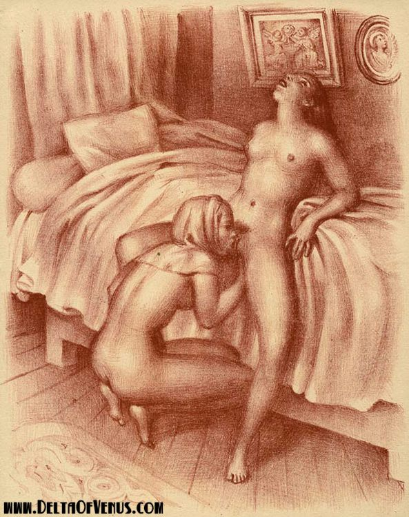 Rama Vintage Erotica Art Nudes Eros Culture The Erotic