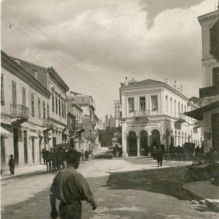 Ευριπίδου και Πραξιτέλους 1905