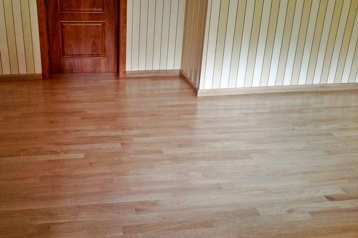 Parchet din lemn de stejar \ Oak wooden floor