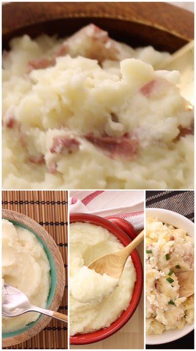 Si tú disfrutas de las patatas cremosas, aquí hay 3 maneras fáciles de alcanzar la perfección en un puré de papas.