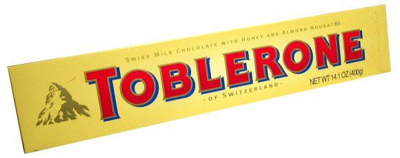 Toblerone 400g (14oz)