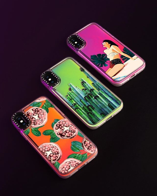 the latest a17b5 6b9a9 Casetify Neon Sand iPhone Xs case | 🚨 BLACK FRIDAY PREVIEW SALE ...