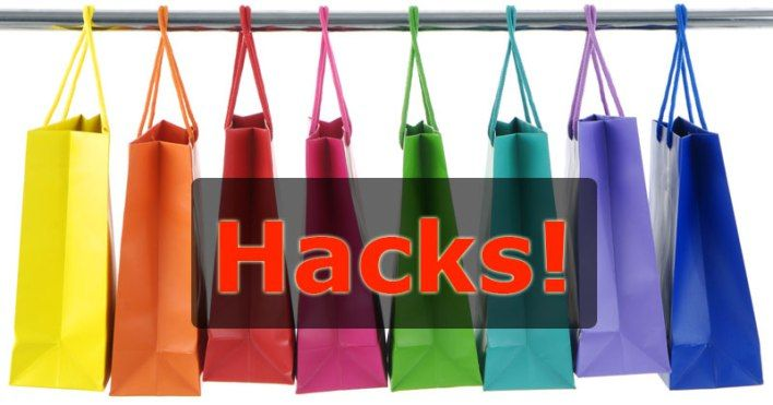 5 Shopping Hacks to Save Your Money. Check out: https://onlyshopaholics.wordpress.com/2016/02/18/5-shopping-hacks-to-save-your-money/