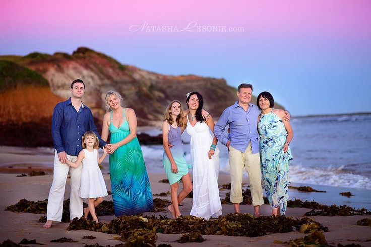 Family photography Session on a beach in Sydney