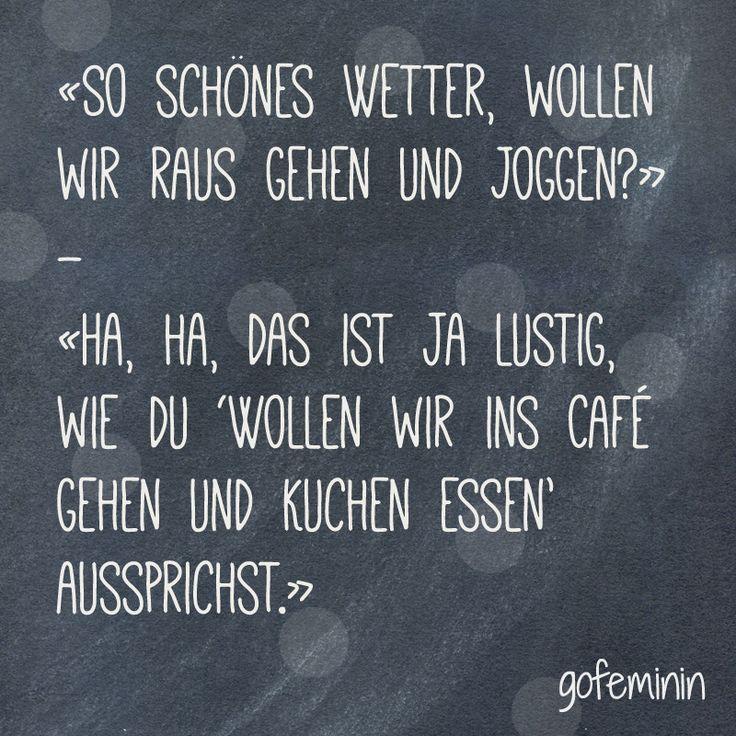 Noch mehr witzige Sprüche und Zitate findest du auf gofeminin.de