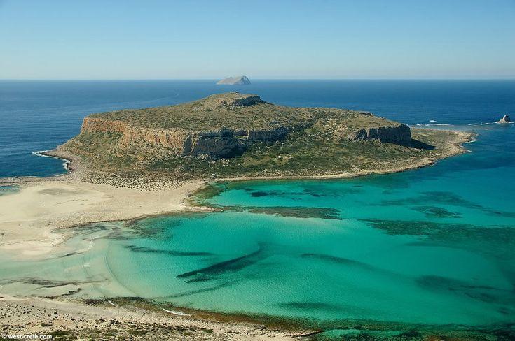 7 Balos beach,Crete island