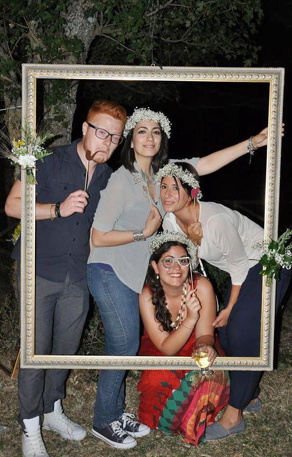 wedding photo booth props printable%0A Il Matrimonio nel bosco di Desiree  u     Marco  photo booth low cost fai da te