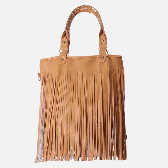 Royal T - Fringing Bag