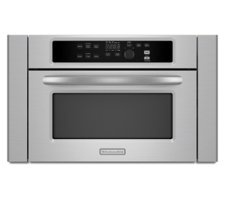 drop down microwave oven