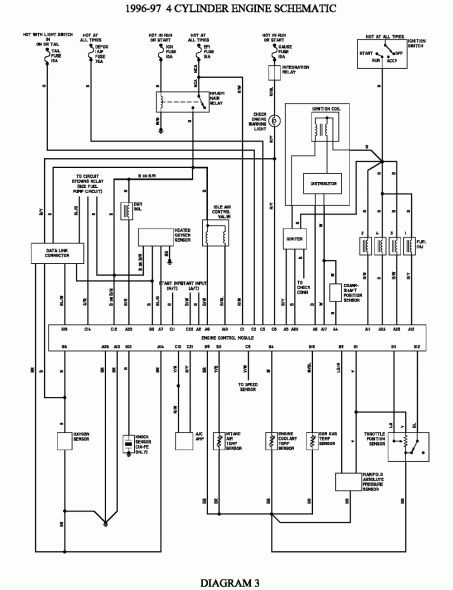 1992 Toyota Camry Electrical Wiring Diagram | Electrical ...
