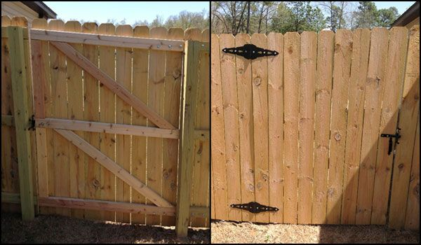 At Ingle Fence Company We Can Install All Kinds Of Wood Fencing Split Rail Fencing Little Rock Ranging Fro Wood Fence Wood Fence Installation Installation