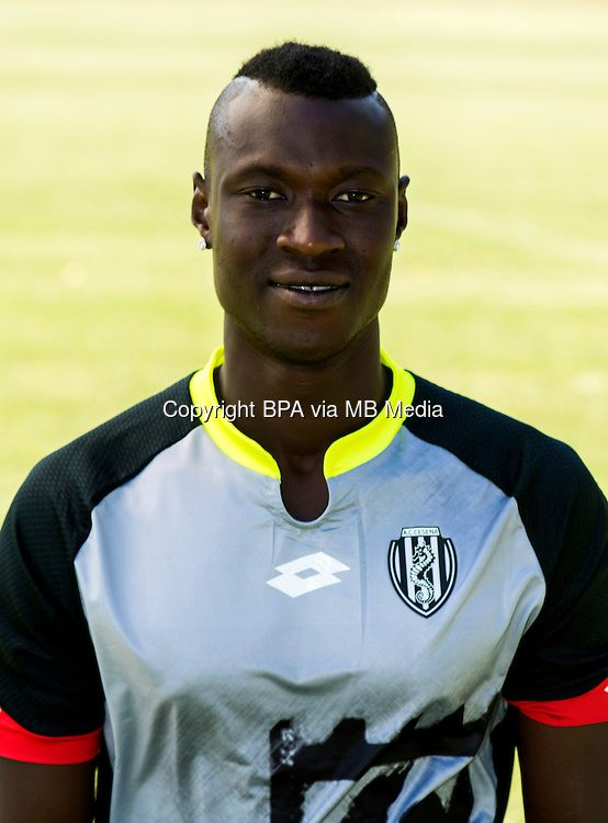 Italian League Serie B_2015-2016 / <br /> ( A.C. Cesena ) -  <br /> Alfred Gomis