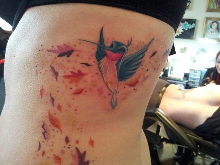 this would be perfect to incorporate into my future disney sleeve pllus it doubles as a hummingbird I wanna get for my mom