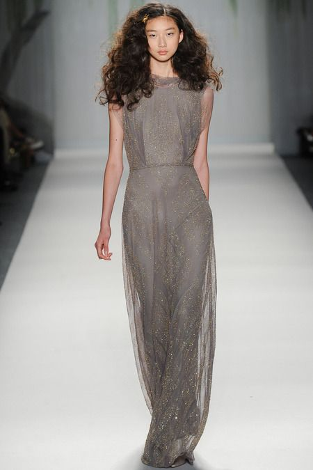 Jenny Packham, Spring / Summer 2014, New York Fashion Week #NYFW #SS14