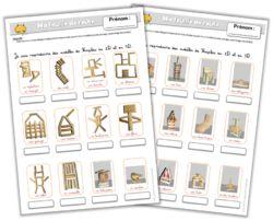 Feuille de route - Reproduire des modèles de Kaplas en 2D et 3D