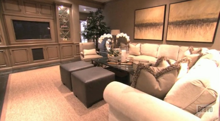 Heather Dubrow 39 S House Home Decor Pinterest