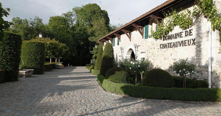 Domaine de Châteauvieux: Restaurant gastronomique et Hôtel, Genève - Suisse