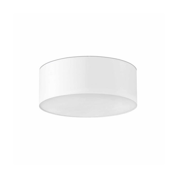 Lámpara plafón de techo estilo contemporáneo  #iluminacion #decoracion #lamparas #interiorismo