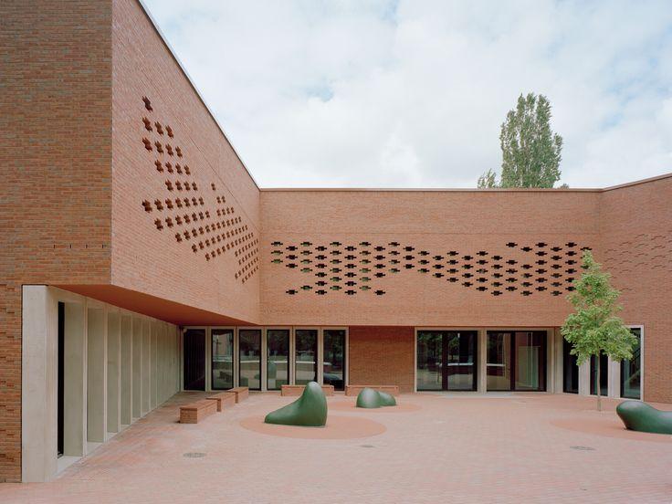 Erweiterung der Ludwig-Hoffmann-Grundschule in Berlin - Mauerwerk…