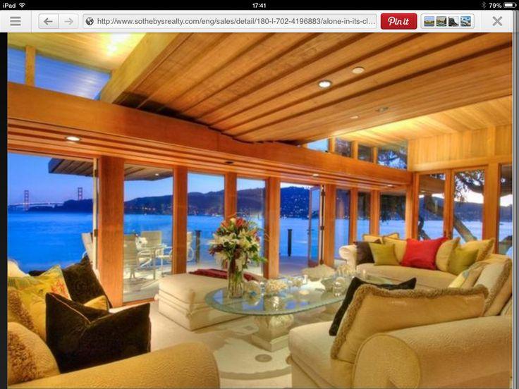 12 best vue de reve lounge images on pinterest dream - Residence belvedere vue pont golden gate ...