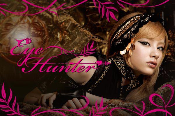 "MAJOLICA MAJORCA 2014 Spring ""Eye Hunter"" Main Visual / マジョリカ マジョルカ 2014年 春 ""Eye Hunter"" メインビジュアル"