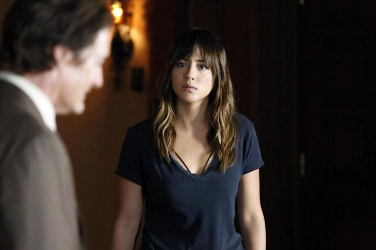 getting this hair style.. marvel agents of shield skye season 2