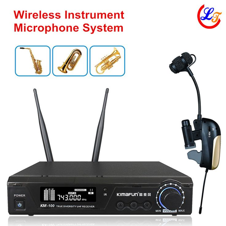 >> Click to Buy << Professional UHF Wireless Instrument Saxophone Tuba Trumpet Microphone Lapel Transmitter with Receiver Max 100m Music Microfone #Affiliate
