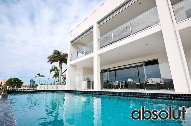 Frameless glass pool fencing is secure as well as provide a clear view and a stylish look around your pool area which increase the value of your property. The Absolut custom glass system provides best quality frameless pool fencing products in Sydney.