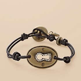: Keyhole Bracelets, Bracelets 28, Heart Jewelry, Jewelry Envy, Fossil Jewelry, Cute Bracelets, Rose Keyhole, Fossil Bracelets, Leather Bracelets