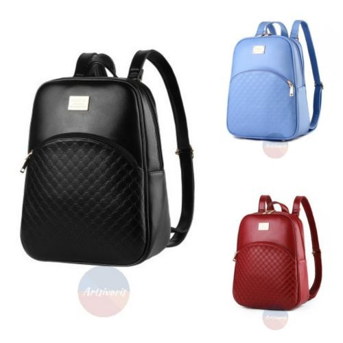 Artsivaris-Elegant-Women-Leather-Backpack-Travel-Casual-Rucksack-School-Bag